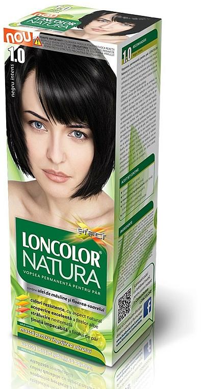 Permanentná farba na vlasy - Loncolor Natura