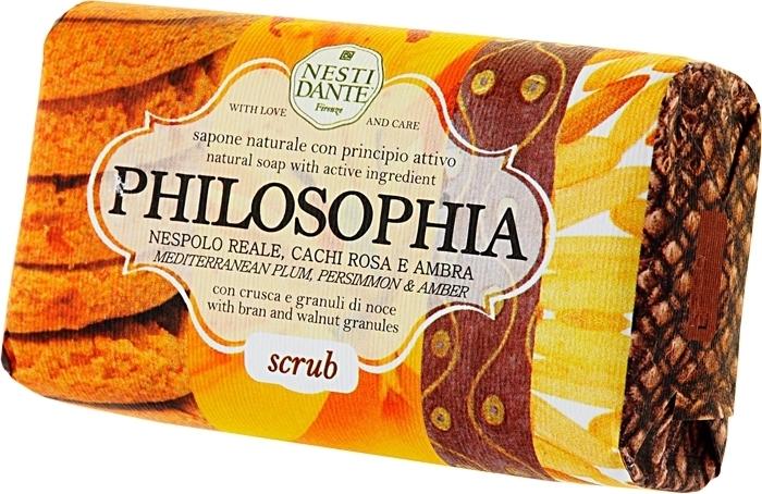 "Mydlo ""Scrub"" - Nesti Dante Philsophia Scrub Soap — Obrázky N1"