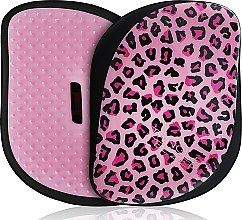 Voňavky, Parfémy, kozmetika Kefa na vlasy - Tangle Teezer Compact Styler Pink Kitty Mobile Brush