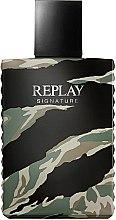 Voňavky, Parfémy, kozmetika Replay Signature For Men Replay - Toaletná voda