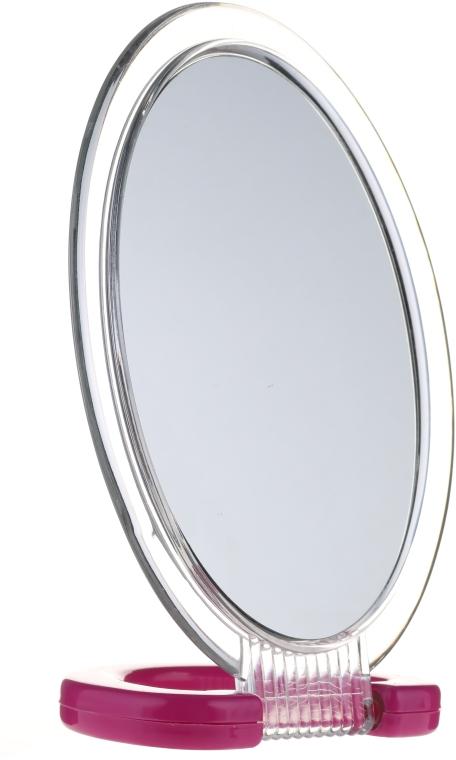 Kozmetické zrkadlo, 5176, ružové - Top Choice — Obrázky N1
