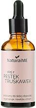 Voňavky, Parfémy, kozmetika Olej z jahodových semien - NaturalME