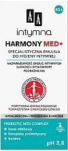 Voňavky, Parfémy, kozmetika Emulzia pre intímnu hygienu - AA Harmony Med+