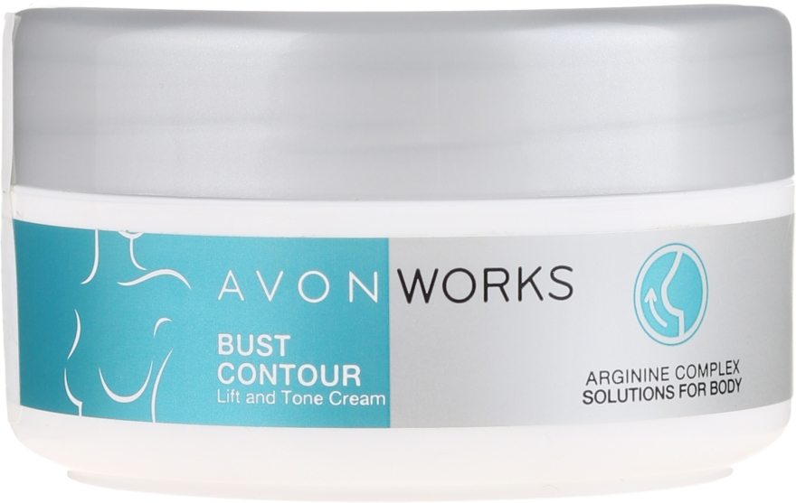 Krém na pružnosť prsníkov - Avon Works — Obrázky N1