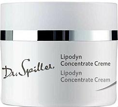 Voňavky, Parfémy, kozmetika Výživný krém na suchú pokožku - Dr. Spiller Lipodyn Concentrate Cream
