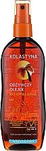 Voňavky, Parfémy, kozmetika Olej-sprej pre opaľovanie odolný voči vode s SPF 20 - Kolastyna