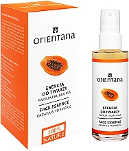 Voňavky, Parfémy, kozmetika Esencia-maska na tvár - Orientana Bio Essence-Mask Papaya & Turmeric