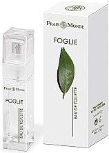 Voňavky, Parfémy, kozmetika Frais Monde Foglie - Toaletná voda
