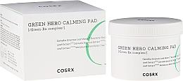 Voňavky, Parfémy, kozmetika Upokojujúce tampóny na tvár - Cosrx One Step Green Hero Calming Pad