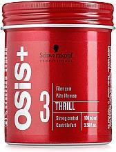 Voňavky, Parfémy, kozmetika Koktejlový gél na úpravu vlasov - Schwarzkopf Professional Osis+ Thrill Texture Fibre Gum