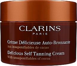 Voňavky, Parfémy, kozmetika Krém - Clarins Delicious Self Tanning Cream