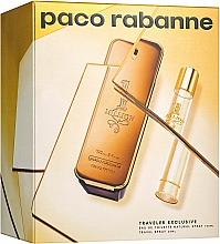 Voňavky, Parfémy, kozmetika Paco Rabanne 1 Million - Sada (edt/100ml + edt/20ml)