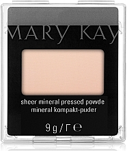 Voňavky, Parfémy, kozmetika Kompaktný minerálny púder - Mary Kay Sheer Mineral Pressed Powder