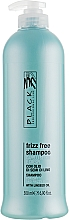 Voňavky, Parfémy, kozmetika Šampón s dávkovačom na vyrovnávanie neposlušných a kučeravých vlasov - Black Professional Line