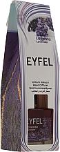 """Voňavky, Parfémy, kozmetika Aromatický difúzor """"Levanduľa"""" - Eyfel Perfume Reed Diffuser Flower"""