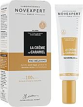"""Voňavky, Parfémy, kozmetika BB krém na opálenú pokožku """"Karamel"""" - Novexpert The Caramel Cream Golden Glow"""