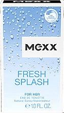 Voňavky, Parfémy, kozmetika Mexx Fresh Splash For Her - Toaletná voda
