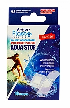 Voňavky, Parfémy, kozmetika Vodotesné náplasti - Ntrade Active Plast First Aid Waterproof Plasters Aqua Stop Mix