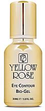 Voňavky, Parfémy, kozmetika Bio gél s hirudínom pre pokožku okolo očí - Yellow Rose Eye Contour Bio-Gel