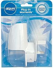 Voňavky, Parfémy, kozmetika Elektrický difúzor - Airpure Plug-In Moments Unit