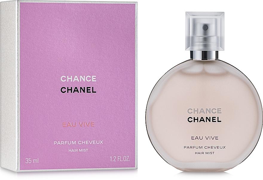 Chanel Chance Eau Vive - Parfumovaný mist na vlasy