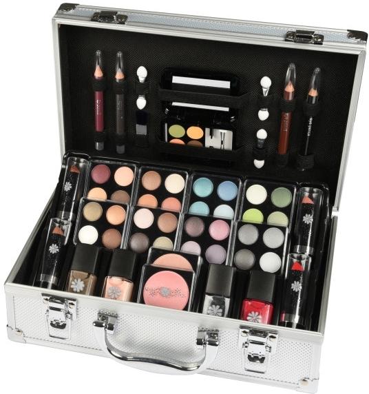 Kozmetická sada - Makeup Trading Schmink Set Alu Case — Obrázky N1