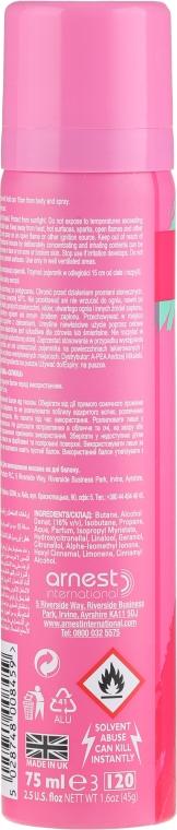 Dezodorant - Tiama Body Deodorant Catwalk Pink — Obrázky N2