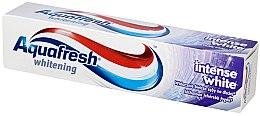 Voňavky, Parfémy, kozmetika Bieliaca zubná pasta - Aquafresh Whitening Intense White Toothpaste