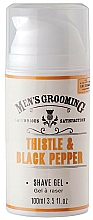 Voňavky, Parfémy, kozmetika Gél na holenie - Scottish Fine Soaps Men's Grooming Thistle & Black Pepper Shaving Gel