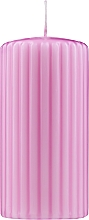 "Voňavky, Parfémy, kozmetika Vonná sviečka ""Magnolia"", 120/58 mm - Bolsius True Scents Candle"