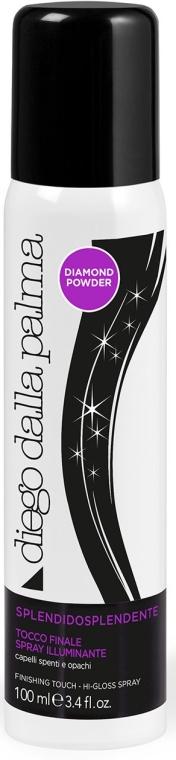 Sprej na vlasy - Diego Dalla Palma Splendidosplendente Finishing Touch Hi-Gloss Spray