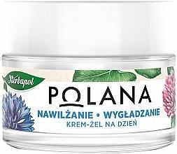 Voňavky, Parfémy, kozmetika Hydratačný a vyhladzujúci denný krémový gél - Polana