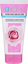Voňavky, Parfémy, kozmetika Hydratačný krém na ruky - Nature of Agiva Roses Rich Moisturizing Hand Cream