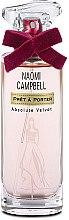 Voňavky, Parfémy, kozmetika Naomi Campbell Pret a Porter Absolute Velvet - Toaletná voda