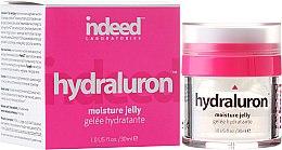 Voňavky, Parfémy, kozmetika Želé na hydratáciu pokožky - Indeed Labs Hydraluron Moisture Jelly