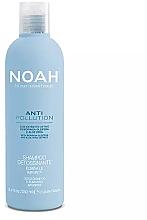 Voňavky, Parfémy, kozmetika Čistiaci a hydratačný šampón s aloe extraktom a moringovým olejom - Noah Anti Pollution Detox Shampoo