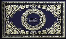 Voňavky, Parfémy, kozmetika Versace Dylan Blue Pour Homme - Sada (bag + edt/100ml + edt/10ml)