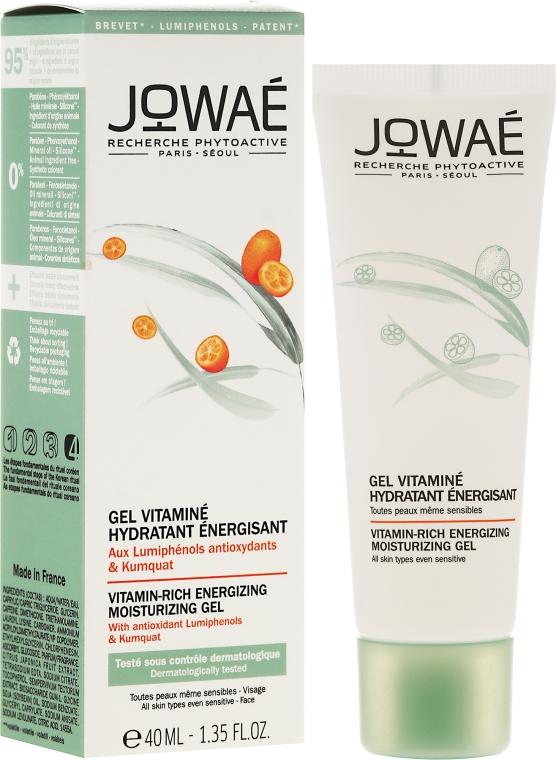 Gél na tvár - Jowae Vitamin-rich Energizing Moisturizing Gel