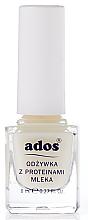 Voňavky, Parfémy, kozmetika Kondicionér na nechty s mliečnymi bielkovinami - Ados