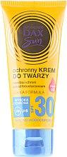 Voňavky, Parfémy, kozmetika Opaľovací krém pre tvár s arganovým olejom - DAX Sun Protective Face Cream SPF 30
