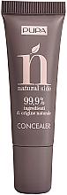 Voňavky, Parfémy, kozmetika Korektor - Pupa Natural Side Concealer