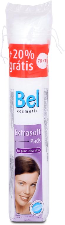 Kozmetické vatové tampóny - Bel Cosmetic Extrasoft Pads — Obrázky N1