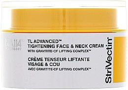 Voňavky, Parfémy, kozmetika Spevňujúci krém na tvár a krk - StriVectin Tl Advanced Tightening Face And Neck Cream