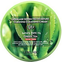Voňavky, Parfémy, kozmetika Čistiaci krém na tvár  - Lebelage Green Tea Moisture Cleaning Cleansing Cream