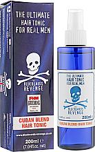 Voňavky, Parfémy, kozmetika Tonikum na styling vlasov - The Bluebeards Revenge Cuban Blend Hair Tonic