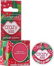 """Voňavky, Parfémy, kozmetika Olej na pery """"Malina"""" - Bielenda Crazy Kiss Raspberry Lip Butter"""