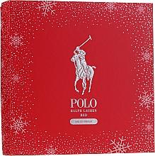 Voňavky, Parfémy, kozmetika Ralph Lauren Polo Red - Sada (edp/125ml + edp/40ml)