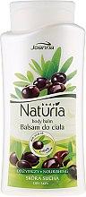 Voňavky, Parfémy, kozmetika Balzam na telo s olivovým olejom - Joanna Naturia Body Balm