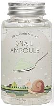 Voňavky, Parfémy, kozmetika Ampulkový gél so slimačím mucínom - Esfolio Moisturizing Solution Snail Ampoule
