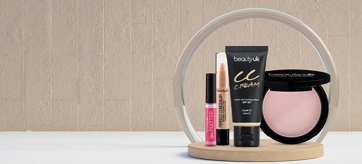 Pri nákupe výrobkov Beauty UK v hodnote vyše 9 € získaj rúž ako darček